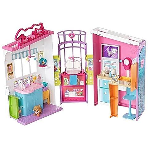 Mattel Barbie FBR36 - Tierklinik-Spielset