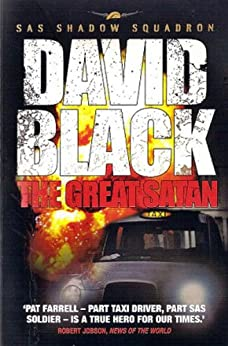 The Great Satan (Shadow Squadron Book 1) by [Black, David]