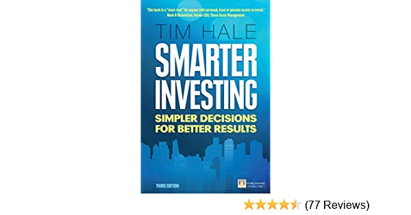 smarter investing 3rd edn hale tim
