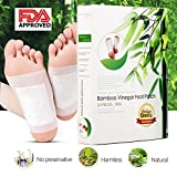 Foot Patches |detox piedini Disintossicare tossine |detox pads|all naturale & Premium ingredienti per migliori risultati di sollievo & apply Sleep (10pezzi) Buy 2Get more off