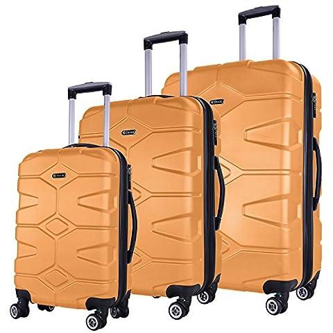 Shaik SH002, Valise jaune Set