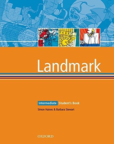 Landmark: Intermediate: Student's Book by Simon Haines (2000-03-16)