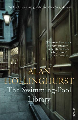 Portada del libro The Swimming-Pool Library by Alan Hollinghurst (1998-01-01)