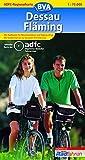 ADFC-Regionalkarte Dessau Fläming mit Tagestouren-Vorschlägen, 1:75.000: Mit Flaeming-Skate und Elberadweg (ADFC-Regionalkarte 1:75000)