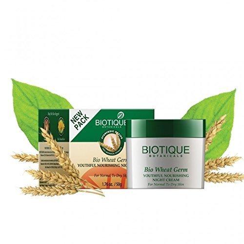 Biotique Bio Wheat Germ Skin Cream (50GM)