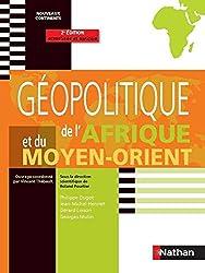 GEOPOLIT AFRIQUE/MOYEN ORIENT