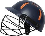#8: Dixon Adjustable Cricket Helmet Head Gaurd Protector Joint-Less Fiber Helmet By R.P.M Sports
