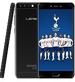 LEAGOO T5C - 5,5 pouces FHD (1920 * 1080) 4G Android 7.0 smartphone, 7,99mm ultra mince métal Unibody, 1,8 GHz Octa Core 3 Go + 32 Go, Triple caméra (5MP + 2MP + 13MP) - Noir