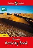 BBC Earth: Deserts Activity Book- Ladybird Readers Level 1