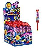 Chupa Chups Melody Pops, Caramelo con Palo con Sabor a Fresa - 48 unidades de 15 gr/ud