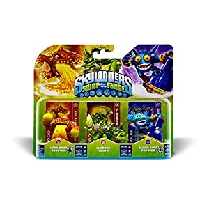 Skylanders Swap Force – Triple Pack