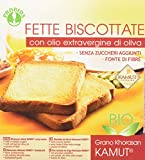 Probios Fette Biscottate Kamut senza Zucchero - 270 gr - [confezione da 6]