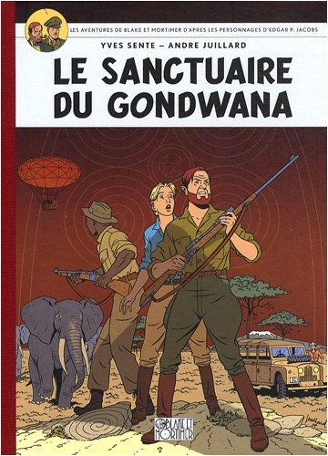 Les aventures de Blake et Mortimer, Tome 18 : Le sanctuaire du Gondwana : Album petit format