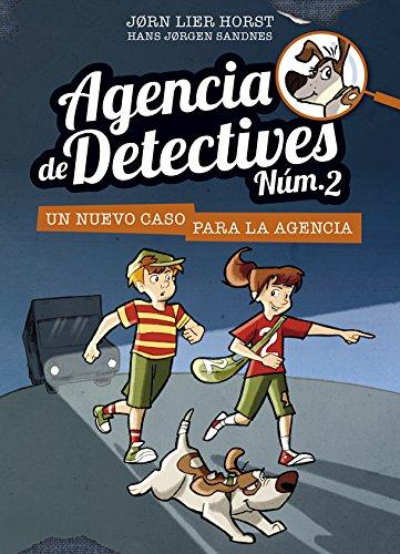 Agencia de Detectives Núm. 2 - 1. Un nuevo caso para la agencia