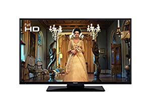 Panasonic TX-43D302B 1080p Full HD LED TV with Freeview HD - Black