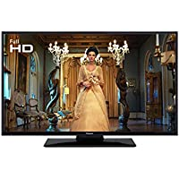 Panasonic TX-43D302B 1080p Full HD LED TV with Freeview HD (2017 Model) - Black