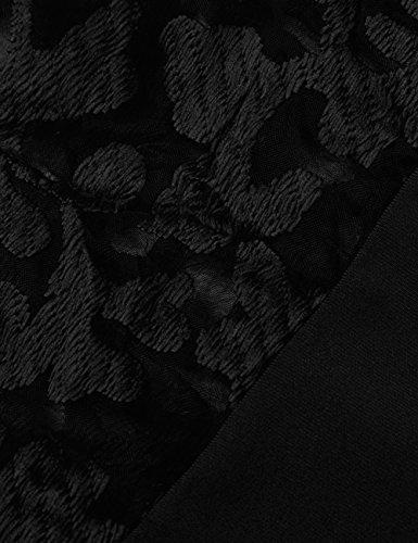 Weant - Camicia - Moda - Maniche lunghe  -  donna Black