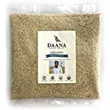 Daana Organic Brown Rice (Sona Masuri), Single Origin, 2 Kg