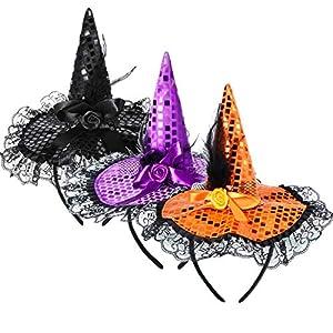Blulu 3 Piezas de Sombrero