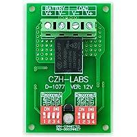 Electronics-Salon Low Voltage Disconnect Modul LVD, 12 V 10 A, schützen/Verlängern Akku Life.