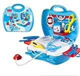 #10: FunBlast Doctor Kit Toys for Kids, Doctor Kit Pretend Play Doctor Set Medical Carry case Nurses Toy Set Fun Toy Gift Early Education for Kids