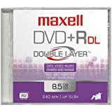 DVD+R Double couche Maxell