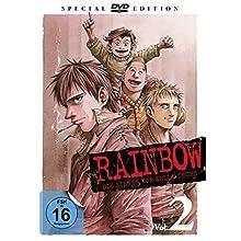 Rainbow: Die Sieben von Zelle sechs, Vol. 2 [Special Edition]