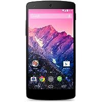 "LG Nexus 5 - Smartphone libre Android (pantalla 4.95"", cámara 8 Mp, 16 GB, Quad-Core 2.3 GHz, 2 GB RAM), blanco"
