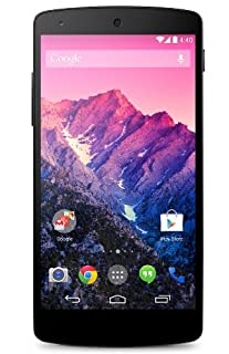 LG Nexus 5 Smartphone Débloqué 4G (Ecran: 5 pouces - 16Go - Micro SIM - Android 6.0) Black (Import Europe) (B00GG0HEIO) | Amazon price tracker / tracking, Amazon price history charts, Amazon price watches, Amazon price drop alerts