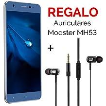 "Telefono Movil Smartphone Elephone A1 Azul 5"" / 8Gb Rom / 1Gb Ram / 5Mpx-2Mpx / Quad Core."