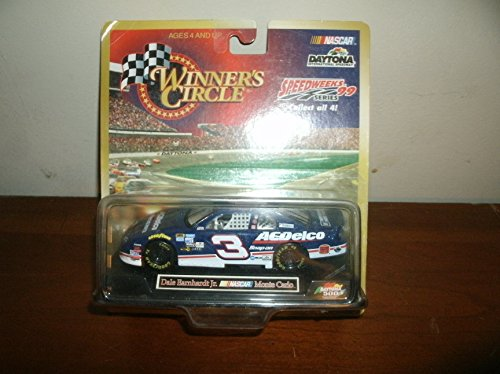 NASCAR Winner's Circle Speedweeks 99 Series (Daytona International Speedway) Dale Earnhardt, Jr. #3 Monte ()
