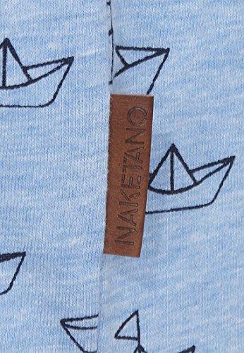 Naketano Female Shortsleeve G Amazing Blue Melange