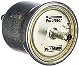 #10: Purolator 730600I99 Inline Fuel Filter for Cars