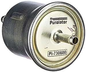 Purolator 730600I99 Inline Fuel Filter for Cars
