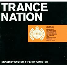 Trance Nation 1 / 2cd (mixed By System F)