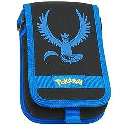 Sacoche pour Pokémon Go - bleu - [Edizione: Francia]