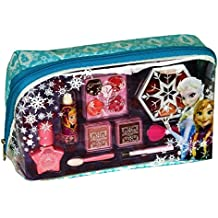 Frozen - Anna's Make Up Bag, bolso con maquillaje (Markwins 9341110)
