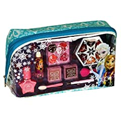 Idea Regalo - Markwins 9341110 Frozen Anna, Borsa Make Up