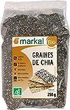MARKAL Graines de Chia 250G Bio -
