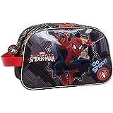 Marvel Spiderman Neceser Adaptable a Trolley,  Litros, Multicolor