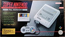 Super Nintendo Entertainment System Console With Super Mario World (SNES)
