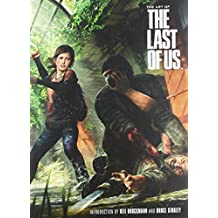 The Art of The Last of Us by Naughty Dog Studios (18-Jun-2013) Hardcover