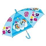Maxi & Mini–Mein kleines Pony Regenschirm 75cm Idee Geschenk MY LITTLE PONY (mlp2)