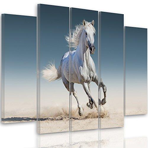 Feeby Frames, Quadro multipannello di 5 pannelli,