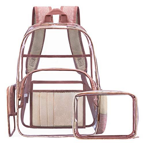 Mitlfuny handbemalte Ledertasche, Schultertasche, Geschenk, Handgefertigte Tasche,Mode Frauen im Freien transparente Jelly Square Schultertasche Messenger Bag