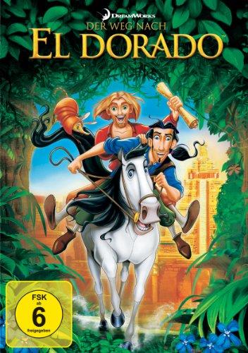 Paramount Home Entertainment Der Weg nach El Dorado