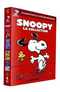 Snoopy - Collection de 4 DVD remastérisés [Édition remasterisée]