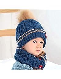 551974f3121 Amazon.fr   ensemble bonnet echarpe enfant - Bébé   Vêtements
