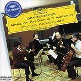 Piano Quartet/Ballades Opera 10 (Originals)
