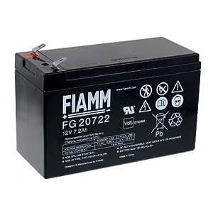 Batterie de remplacement pour FIAMM USV APC Back-UPS ES700